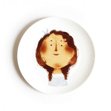 Ms Burrow Dining Plate