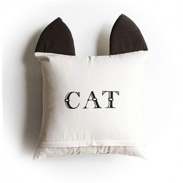 Tabby Cat Cushion