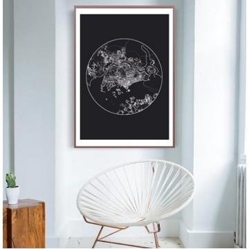 Luna Map: Singapore