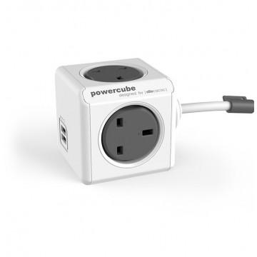 PowerCube Extended USB (Grey)