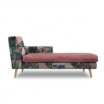 Bonj Chaise (Leopard)