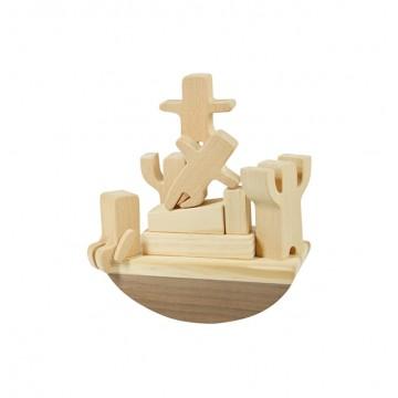 Easy Balance Wooden Balancing Game
