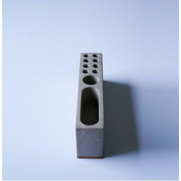 S-CDO-04 - Concrete Desk Organizer
