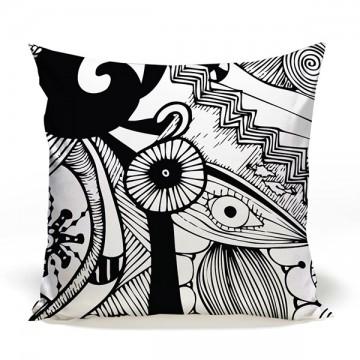 Eyesolated Cushion