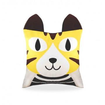 Tabby Cat Cushion