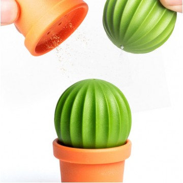 Cactus Salt and Pepper Shaker