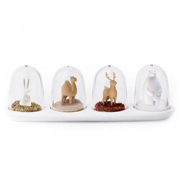 Animal Parade Seasoning Shaker (Assorted)