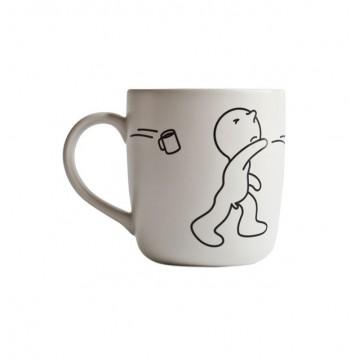 Mr.P Boomerang Mug