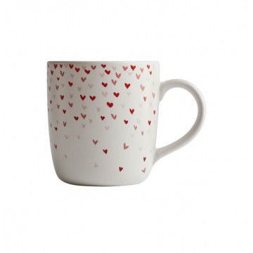 Mr.P & Hearts Mug