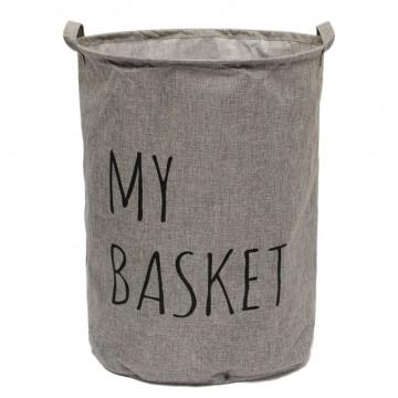 """My Basket"" Laundry Basket"