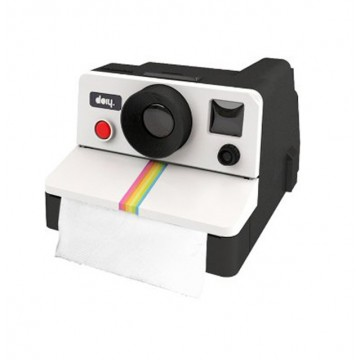 Polaroid Toilet Roll Dispenser