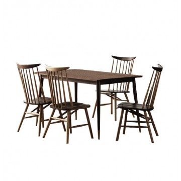 Dining Set - Francis Table (4 chairs)