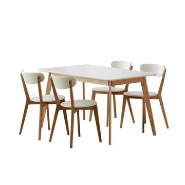 Dining Set - Lynn Table (4 chairs)