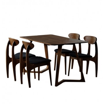 Dining Set - Maddox Table (4 chairs)