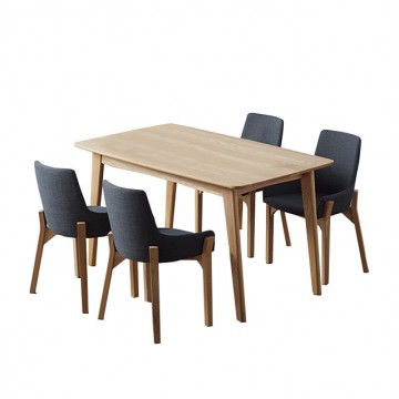 Dining Set - Piper Table (4 chairs)
