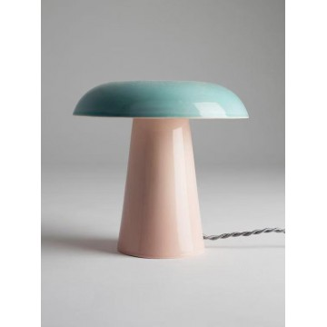 Button Table Lamp