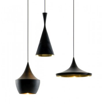 Inner Gold Lamp (3 Piece Set)