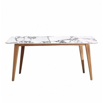 Borg Dining Table (MARBLE)