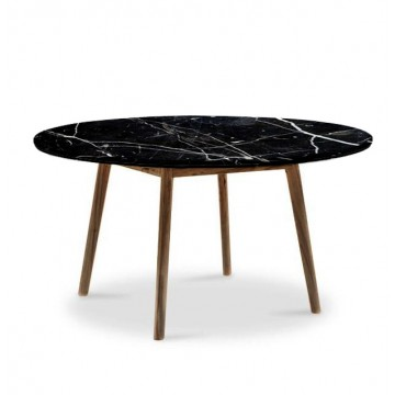Borg Round Dining Table (MARBLE)