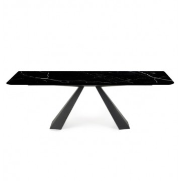 Tavis Dining Table (Marble)