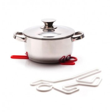 Crime Scene - Hot Pot Trivet