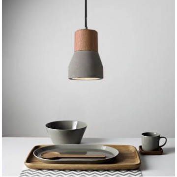 Concrete Jungle Pendant Lamp