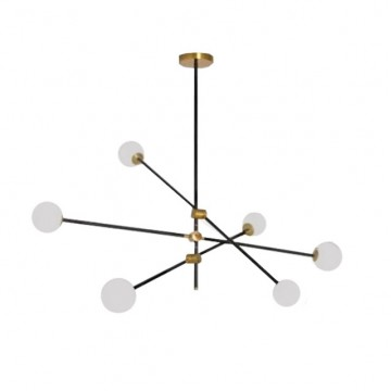 Kostbar Pendant Lamp (6 bulbs)