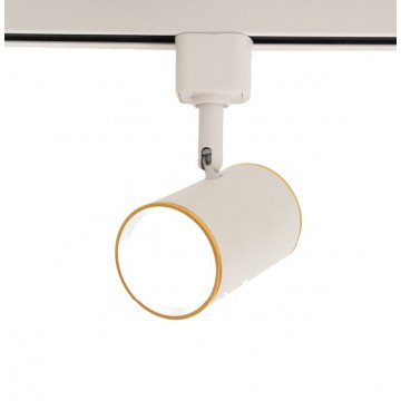 Rosa Tracklight (With Gold Trim)