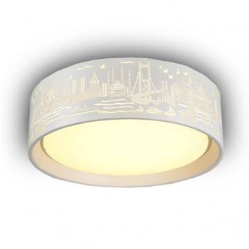 Cloud Nine Ceiling Lamp