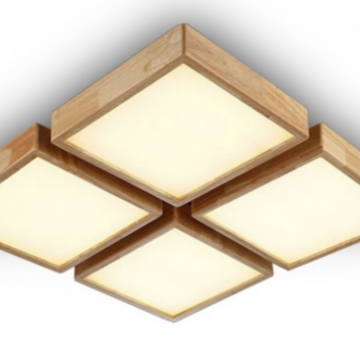 Holz Ceiling Lamp