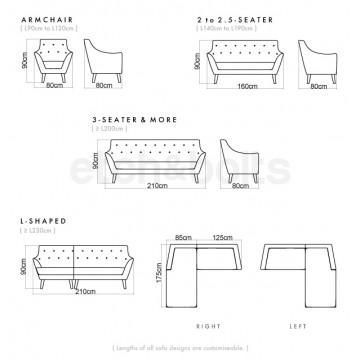 Ronson Armchair