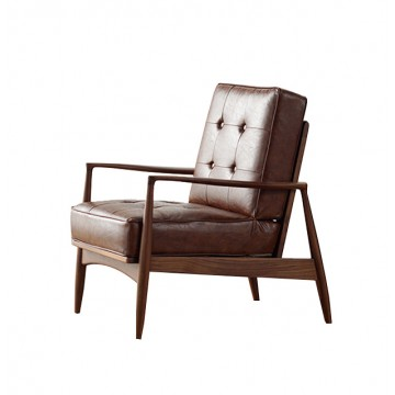 Augustus Armchair (Leather)