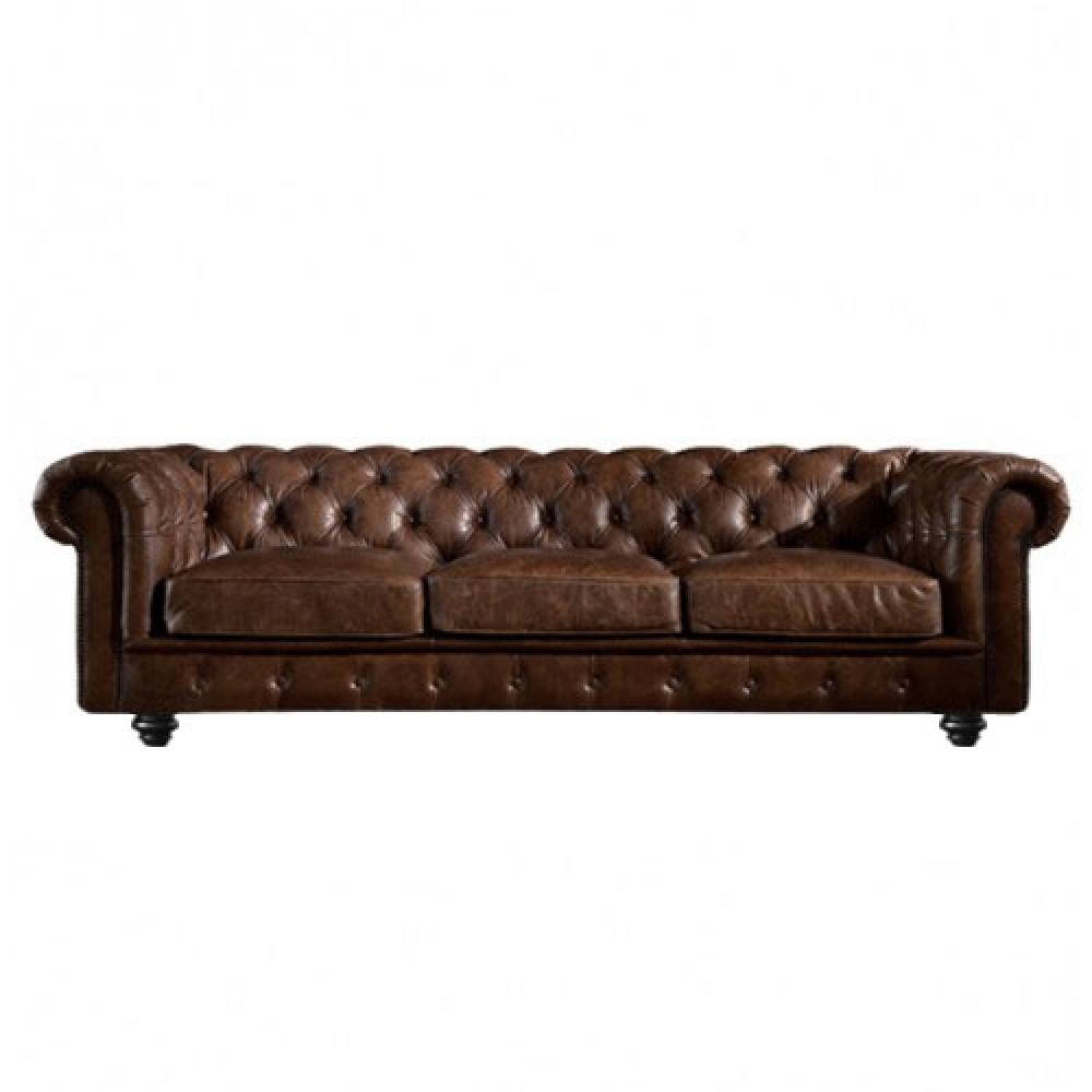 Duncan Chesterfield Sofa