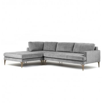 Lucrezia L-Shaped Sofa