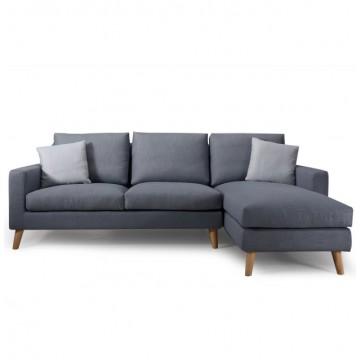 Morley L-Shaped Sofa