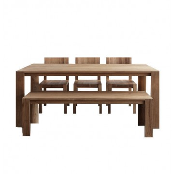 Dining Set - Rasley Table