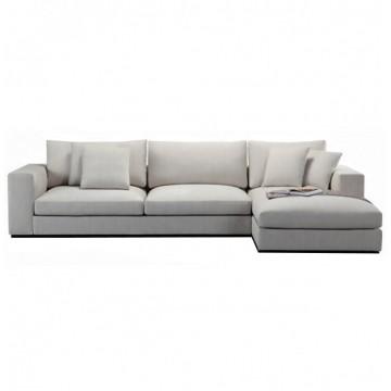 Eudora L-Shaped Sofa