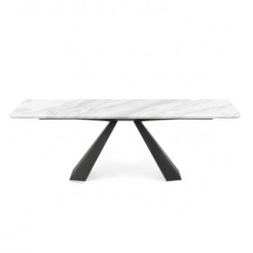 Tavis Dining Table (Marble)