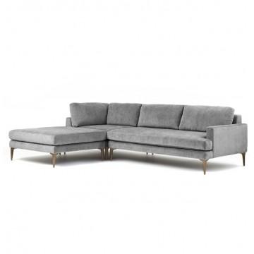 Lucrezia L-Shaped Sofa
