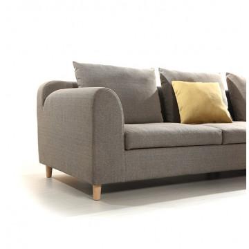 Meghan L-Shaped Sofa